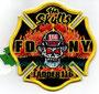 """FDNY Ladder 116 """"The Skulls"""""""