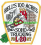 "FDNY L20 Soho Trucking ""Hell's 100 Acres"""