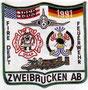 Zweibrücken AB 1969-1991 Fire Dept.