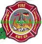 KMC GE Ramstein Fire & Emergency Service, 76mm x 76mm