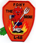 "FDNY Ladder 48 ""The Bronx"""