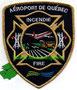 Aeroport de Quebec Fire