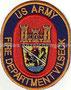 US Army Fire Department Vilseck