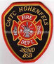 282nd BSB CMTC Hohenfels Fire Dept.