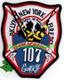 "FDNY TL 107 ""Faithful and Fearless"""