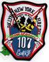 "FDNY TL 107 ""Faithful and Fearless"""