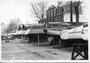 la voute de Veletta - hivernage 1964 quais du Gabut, La Rochelle - Coll. Le Rallier