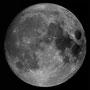 Mond am 14.01.2014, TEC 140mm auf WS240GT, Zeiss Abbe-Barlow, F=2000mm, ZW Optical ASI120MM, ASI120MM, Mosaik aus 34 Einzelbildern