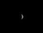 Venus am 08.02.2009, C9.25 (CG-5GT), ALCCD5, 3 x 20 aus 400 Bilder (1.280x1.024) und 30 aus 600 Bildern ohne IR-Sperrfilter (1.280x1.024), L-RGB (Falschfarben)