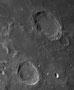 "Krater ""Aristoteles & Eudoxus"" am 05.10.2020, ASI462MC an Celesctron C9.25, Zeiss Abbe Barlow, Gutekunst ADC Compact, F=7.300mm"