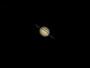 Saturn im Infrarotlicht am 29.05.2009, Celestron C9.25 auf CG5-GT, DMK 21AU04.AS, 2x Barlowlinse, Luminanz (IR-Pass-Filter: 1/5 sec): 36 aus 1200 Bilder (640x480), RGB vom 12.05.2009, IR-RGB