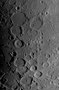 Gegend von Ptolemaeus bis Walther am 23.02.2018, Celestron C9.25, Zeiss-Abbe Barlow, ASI 174MM, F=6.500mm, 3 x 500/6000 Frames