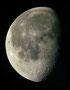 Mond am 09.10.2009, Canon EOS 450D an ETX-90 OTA auf Celestron CAM - Okularprojektion durch 15 mm SWAN (83x); F=1250mm;  f 1/13.8;  Mosaik aus 7 Bilder (4272x2848): 1/8sec; ISO 200