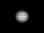 Jupiter am 23.08.2009, Celestron C9.25 (CGEM), DMK 21AU04.AS, 2x Barlowlinse, IR: (1/15 sec):  135 aus 2700 Bilder (640x480), RGB mit SPC900NC, IR-RGB