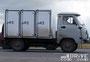 Хлебовозка на шасси «головастика», УАЗ 33036