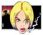 """Jenny"" - Manga Collection für Mezzo Forte, Salzburg (2000)"