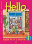 """""""Hello 1"""" Englischbuch für die Volksschule (1998) - Veritas Verlag, Linz"""