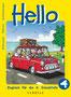 """""""Hello 4"""" Englischbuch für die Volksschule (2001) - Veritas Verlag, Linz"""