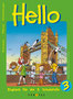 """""""Hello 3"""" Englischbuch für die Volksschule (2000) - Veritas Verlag, Linz"""