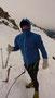 ... ging es auf den knapp 4.100 Meter hohen Gipfel des Gran Paradiso.