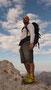 Tags darauf Ralf Seeger auf dem Gipfel des Hochecks auf knapp 2.700 Metern.