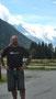 ... und ein letztes Photo von Ralf Seeger mit dem Berg im Hintergrund.