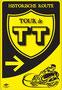 Routebordje Tour de TT voor motoren