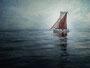 Platz 2_Jacqueline Demmerle-Pérard / Segelboot