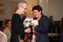 Verleihung des ISOLDE-HAMM-PREISES an Tamara Ebert [Fotos: Manuela Kaliske]
