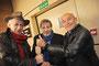 Avec Paul Tourenne (Frères Jacques) ©Patrice Tourenne