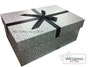 Brautkleidbox Silver Deluxe