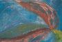 Las olas 100x78 Colagrafía 2004