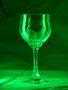 Weinglas modern
