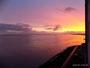 Sonnenaufgang und Ebbe... Balkonaussicht X-mas in Port Scaldis / Breskens  NL