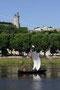 Fête de la batellerie à Chinon © Arnaud Réchard