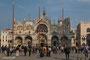 Basilika San Marco die byzantinische Architektur: