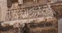 Fassade, Architrav, Verkündigung der Leugnung Petri