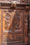 geschnitztes Eingangstor in Kirche St-Pierre d'Avignon