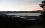 07.50 Uhr Nebelmeer vom Bachtel