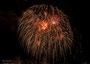 Samstags Feuerwerk