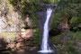 Wasserfall im September ...