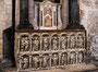 ein Seitenaltar in der Basilika