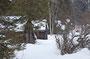 alte Torfhütten neu genutzt