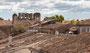 über den Dächern von Aigues-Mortes