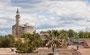 der Tour de Constance (Turm der Beständigkeit)