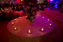 Raum Beleuchtung Hochzeit