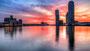 Rotterdam - Hafeneinfahrt