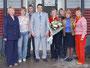 Мэр А.И.Лобкин с коллективом редакции