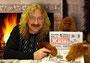 Композитор и певец Игорь Николаев частый гость на страницах газеты