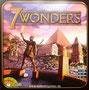 7 Wonders bewertet Ines mit einer 1 und Thomas auch mit einer 1